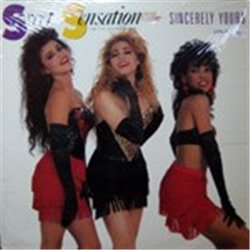 """Sweet Sensation / Sincerely Your (with Romeo J.D.) (12"""")"""
