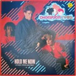 """Thompson Twins / Hold Me Now (12"""")"""