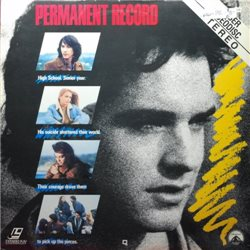 Permanent Record (LaserDisc)
