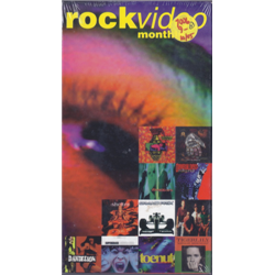 Rock Video Monthly - Alternative October 1995 (VHS) (Sealed)