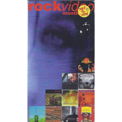 Rock Video Monthly - Alternative October 1994 (VHS)