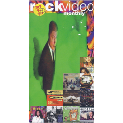Rock Video Monthly - Alternative July 1995 (VHS)