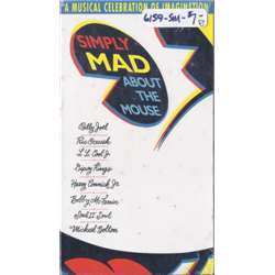 Simply Mad About the Mouse (Sealed) (VHS)