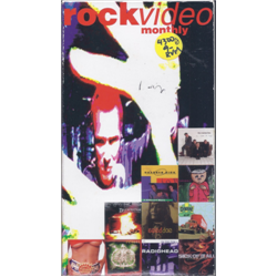Rock Video Monthly - Alternative February 1995 (VHS)