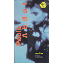 Abdul, Paula / Straight Up (VHS)