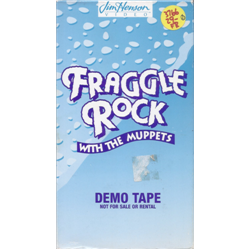 Fraggle Rock with the Muppets (Demo Tape) (VHS)