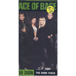 Ace of Base / The Sign: The Home Video (VHS)