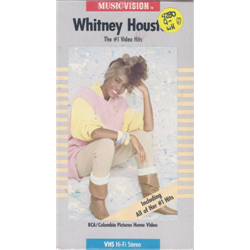 Houston, Whitney / The 1 Video Hits (VHS)