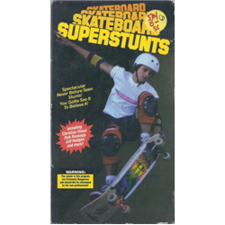 Skateboard Superstunts (VHS)