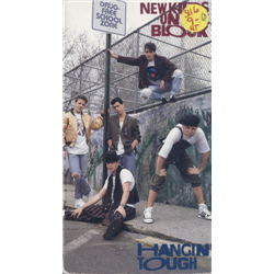 New Kids on the Block / Hangin' Tough (VHS)