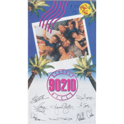 Beverly Hills 90210 (90 Minute TV Show Pilot) (VHS)