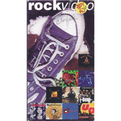 Rock Video Monthly - Alternative January 1994 (VHS)