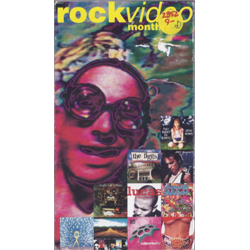 Rock Video Monthly - Alternative Winter 1994 (VHS)