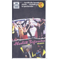 Absolute Beginners: The Musical (VHS)