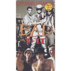 Big Audio Dynamite / BAD I+II (VHS)