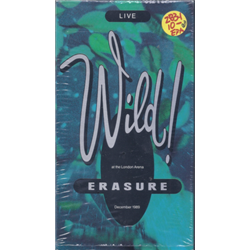 Erasure / Wild! at the London Arena (VHS)
