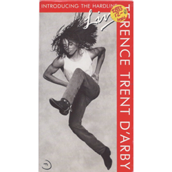 D'arby, Terence Trent / Introducing the Hardline Live (VHS)