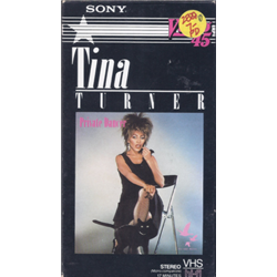 Turner, Tina / Video45: Private Dancer (VHS)