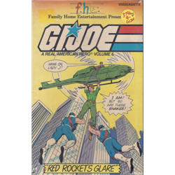 GI Joe: Volume 6: Red Rocket's Glare (Beta)