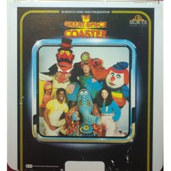 The Great Space Coaster Supershow (CED Videodisc)