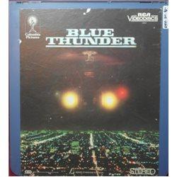 Blue Thunder (CED Videodisc)