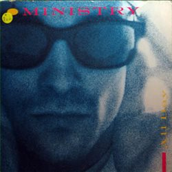 "Ministry / All Day/Everyday is Halloween (12"")"