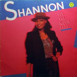 Shannon / Let The Music Play (LP)