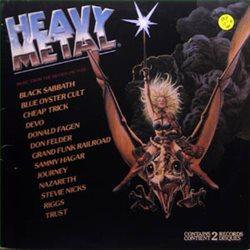 Original Soundtrack / Heavy Metal (2xLP Gatefold) (LP)
