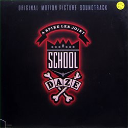 Original Soundtrack / School Daze (Cut Promo) (LP)