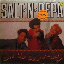 "Salt-n-Pepa / Get Up Everybody (12"")"
