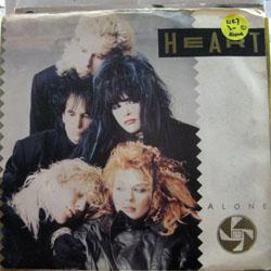 "Heart / Alone (7"")"
