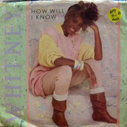 "Houston, Whitney / How Will I Know (7"")"