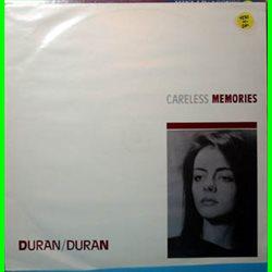 """Duran Duran / Careless Memories (UK Press) (12"""")"""