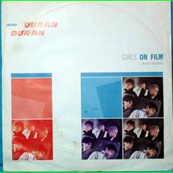 """Duran Duran / Girls on Film (UK Press) (12"""")"""