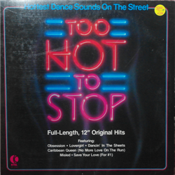 Various Artists / Too Hot to Stop (LP)
